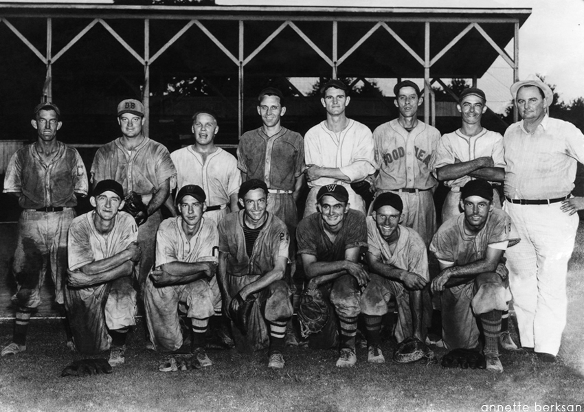 Goodyear Baseball Team - After