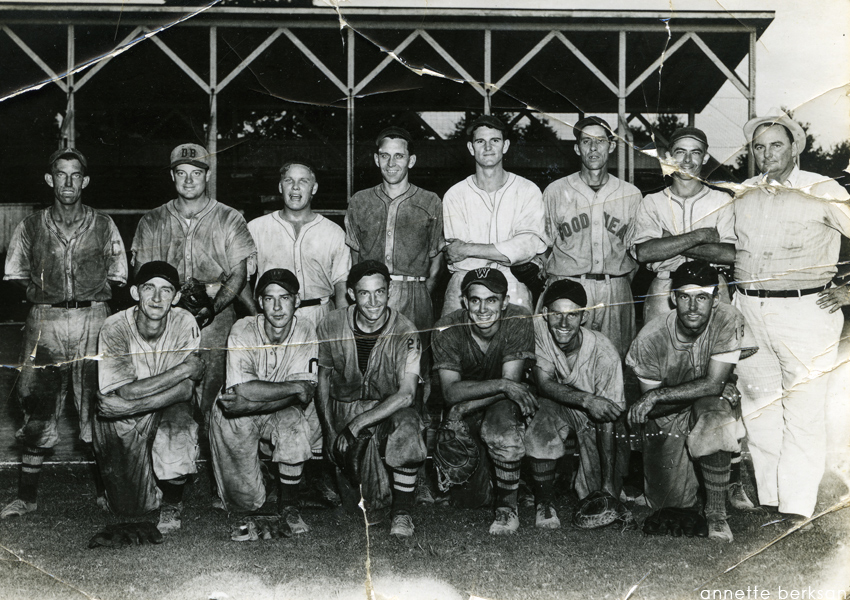 Goodyear Baseball Team - Before